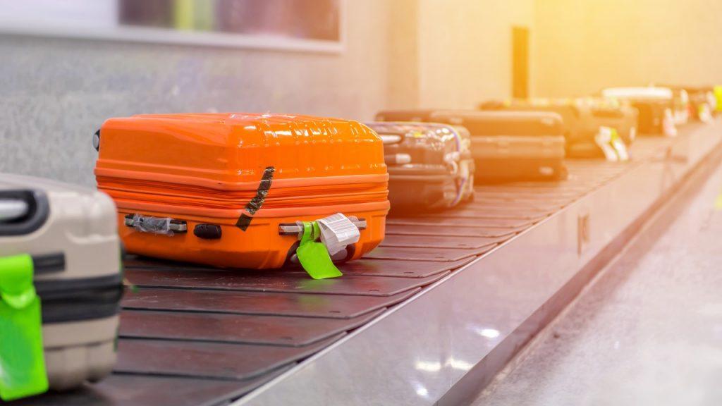 Ubezpieczony bagaż lotniczy